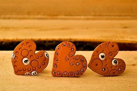 Imanes de nevera hecho a mano decoracion de interior regalo ...