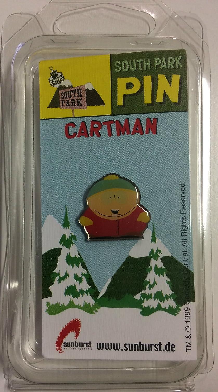Cartman de South Park Broche 2d Sunburst
