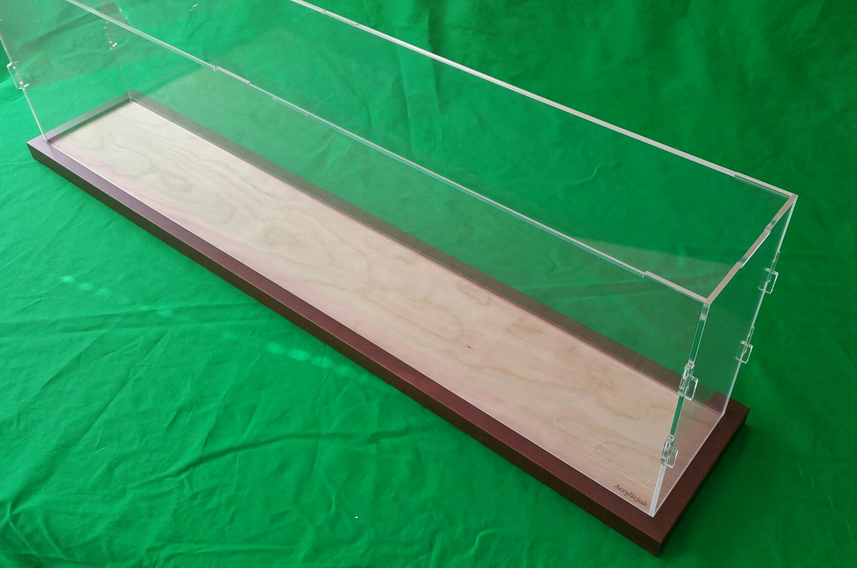 27 X 5 X 10 Clear Acrylic Plastic Display Box Case for 1/32 Scale Trucks Ocean Liner Cruise Ships LGB and G Scale Train by Acrylicjob