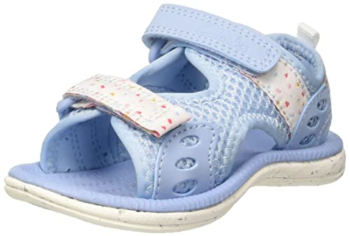 Marche Clarks Blue Fst Chaussures Star Games Bébé FilleBleupale CxdBoe