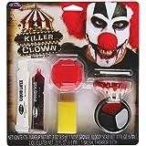 Halloween Killer Clown Schminken Kit Amazon De Spielzeug