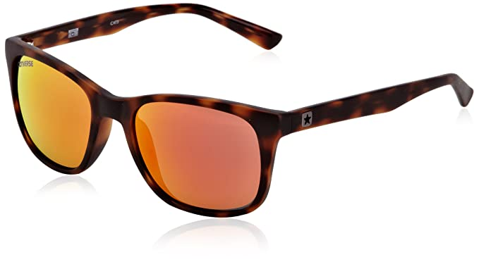 c6c7083187c Converse B004 Wayfarer Sunglasses Matte Tortoise One Size  Amazon.co.uk   Clothing