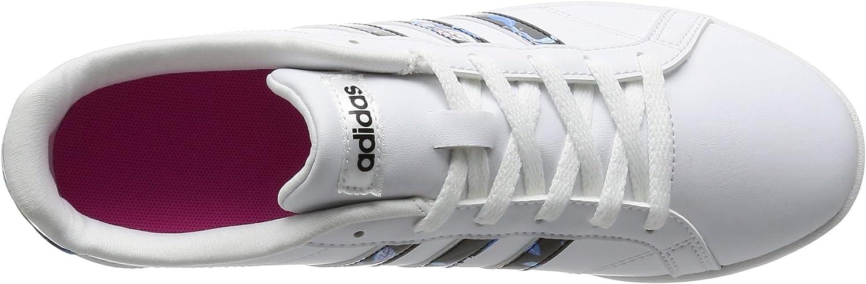 adidas Vs Coneo Qt W, Zapatillas de Deporte para Mujer Blanco B74555 Blanco