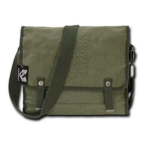 Rapid Dominance Vintage Military Messenger Bag 88045d8bf78