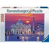 Ravensburger - 17034 - Puzzle - Basilique St pierre,Rome - 3000 Pièces