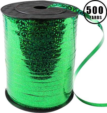 Balloon 5mm Curling Ribbon Metallic Ribbon Chose Your Colour Party Present Wrap