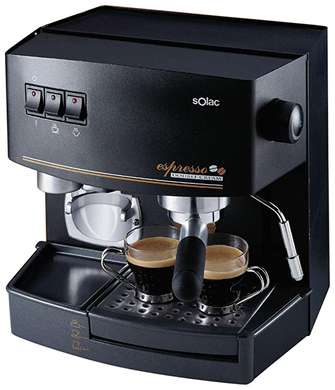 Solac C 304 - Máquina de café: Amazon.es: Hogar