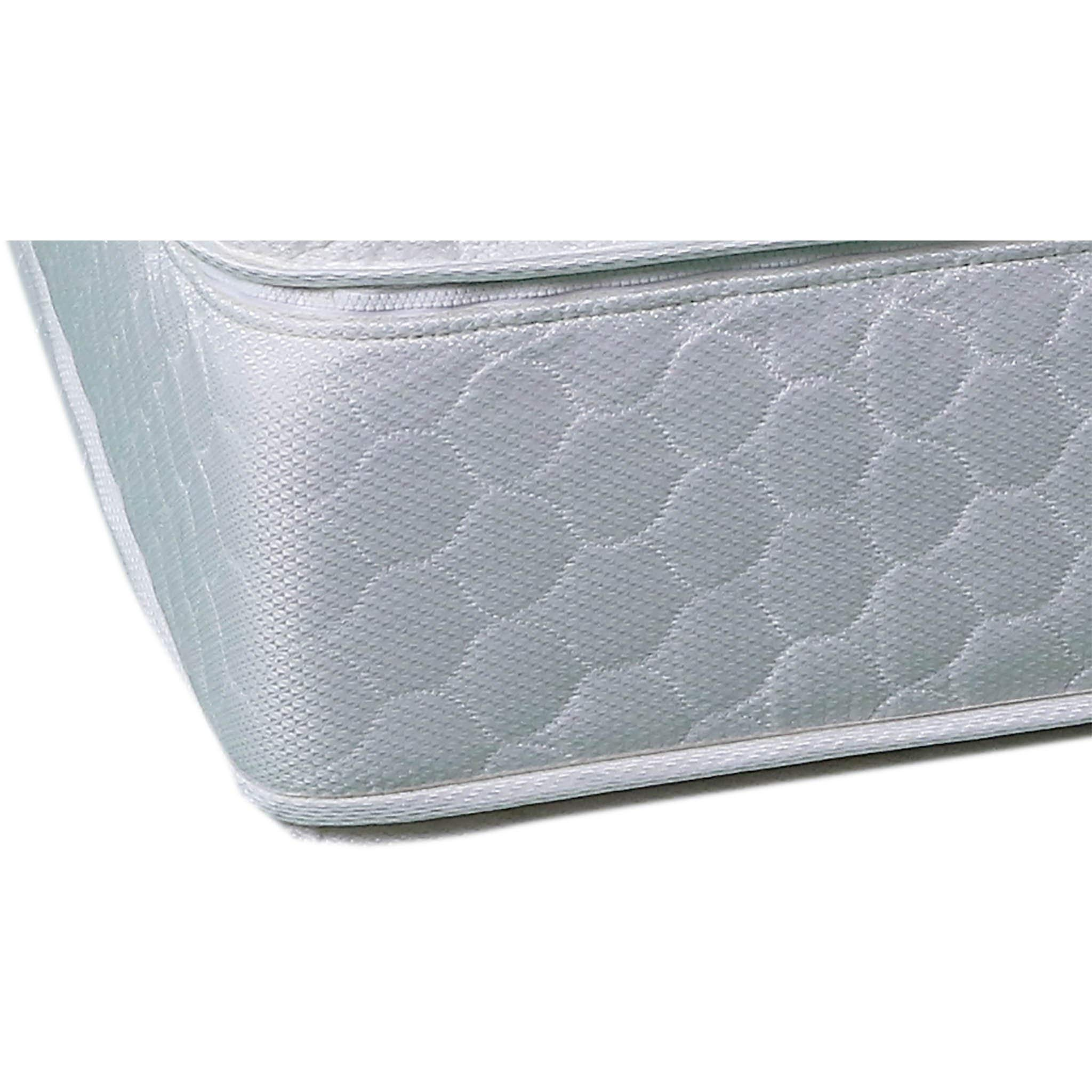 Zippered Sidewall Border & Bottom Assembly for Softside Waterbeds & Silver Lining Series Twin by Sterling Sleep System