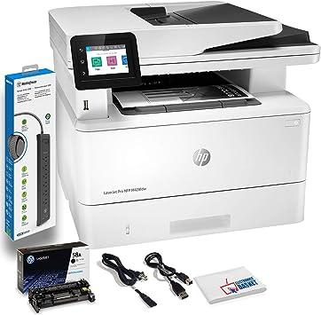 HP Laserjet Pro MFP M428fdw Impresora láser monocromática ...