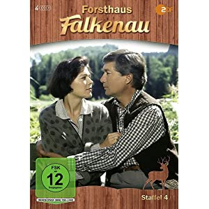 Forsthaus Falkenau Staffel 1 4 Dvds Amazonde