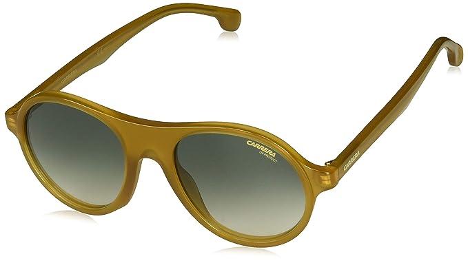 Carrera 142/S 9K 40G 50, Gafas de Sol Unisex Adulto, Amarillo (