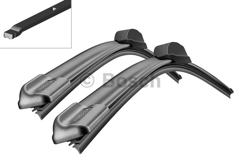 Bosch Aerotwin a422s 3397007422 Limpiaparabrisas 650/400 + 2 x Gelan para limpiaparabrisas, - Set [fop del paquete]: Amazon.es: Coche y moto