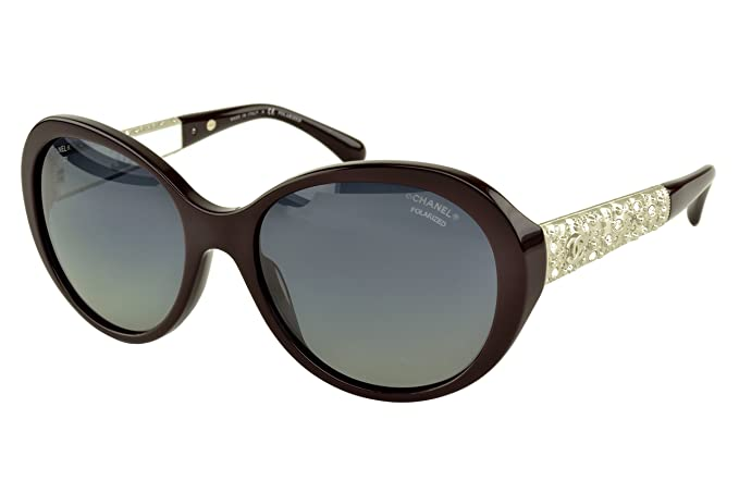 234a30ac9c2de Image Unavailable. Image not available for. Colour  Chanel Bijou CH5290B  c1461 S8 polarized sunglasses
