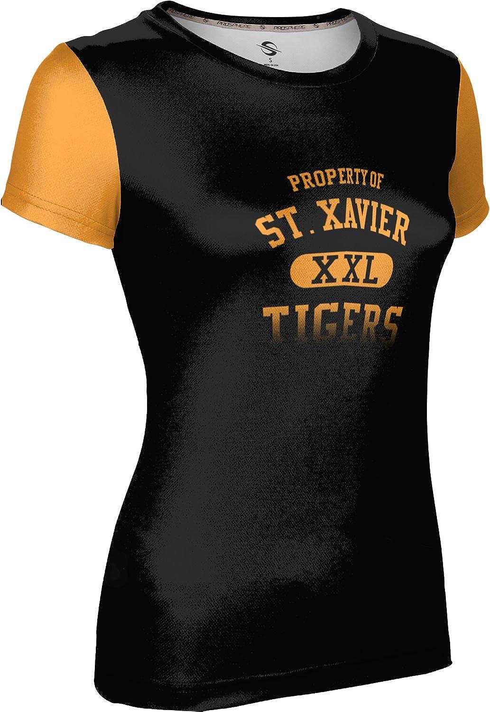 ProSphere Women's St. Xavier High School Crisscross Tech Tee