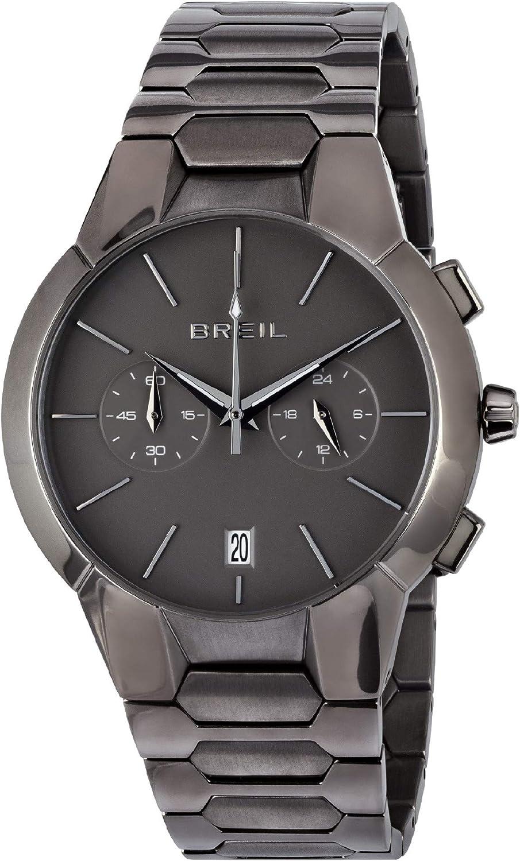 Reloj BREIL para Hombre Modelo New One con Pulsera Acero, Movimiento CRONO Cuarzo