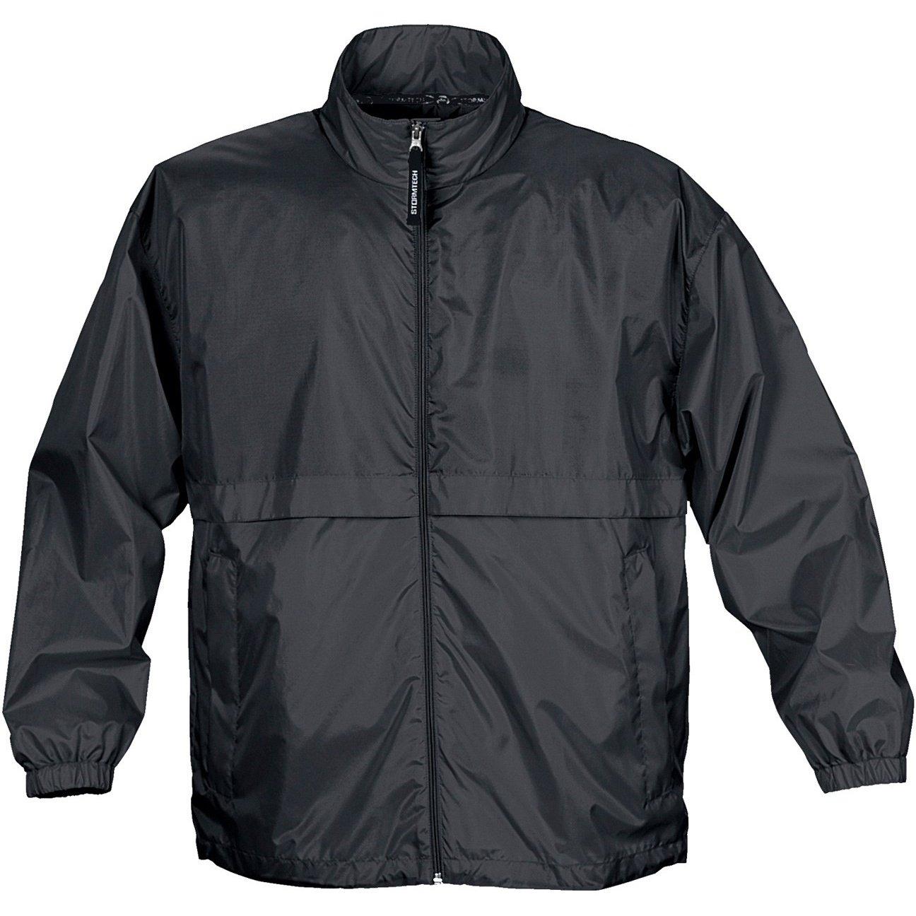 e3c86d102c5 Stormtech Mens Squall Packable Water Resistant Jacket at Amazon Men s  Clothing store  Raincoats