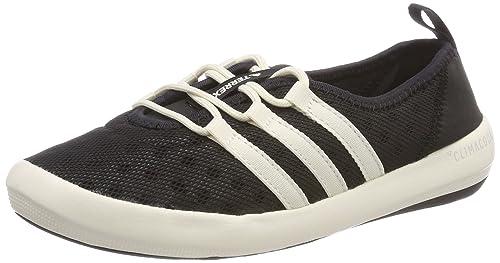 save off 1d345 7893b adidas Terrex Cc Boat Sleek, Women s Low-Top Sneakers, Black (Core Black