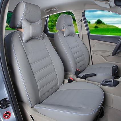 Amazoncom AutoDecorun Full Set Custom Fit Seat Covers PU Leather - Acura rdx seat covers