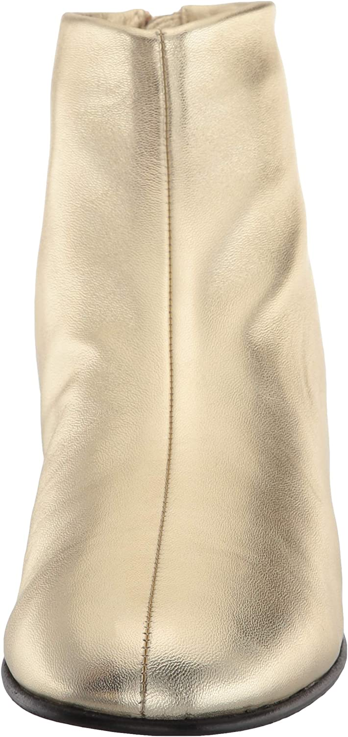 Phillip Lim Damen Nadia Glove Boot Stiefelette Gold