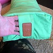 Amazon.com: #DoYourYoga - Cojín rectangular de yoga con ...
