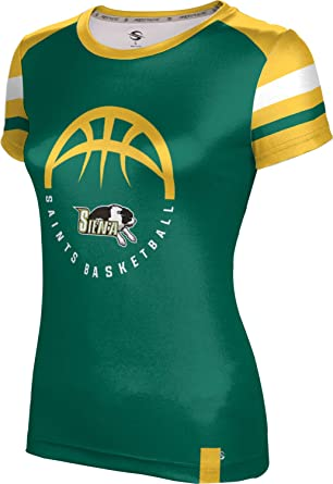 a3a91c87 ProSphere Siena College Basketball Women's Performance T-Shirt (Old School)  1002F Green and