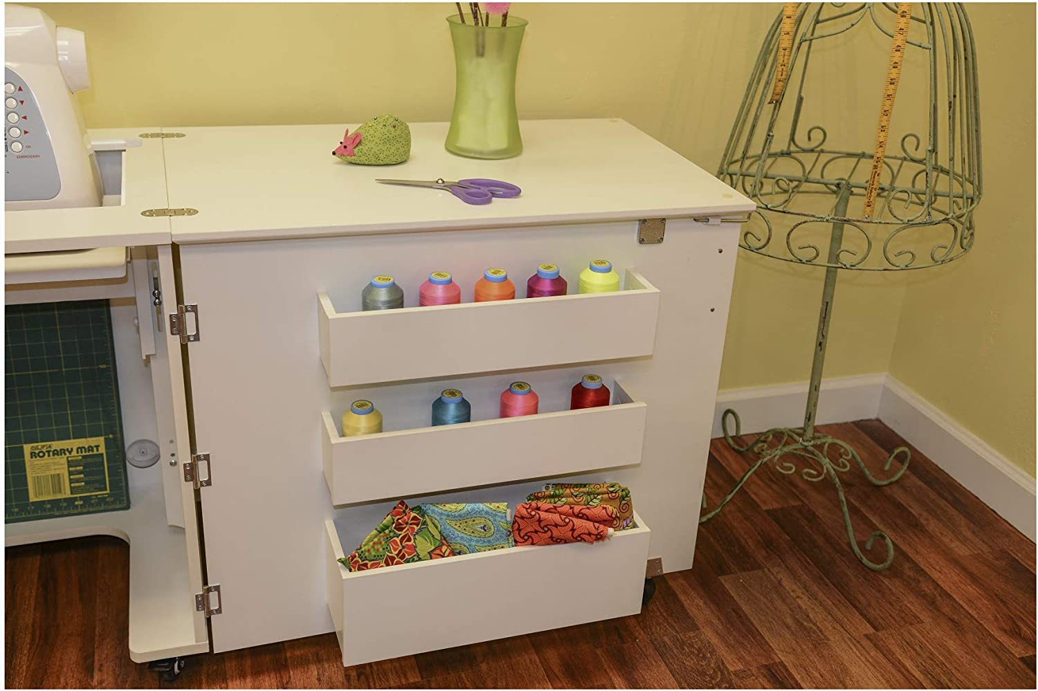 The Ultimate Sewing Cabinet Guide