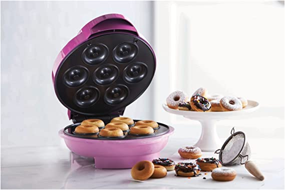 Amazon.com: Brentwood TS-250 - Máquina para hacer rosquillas ...