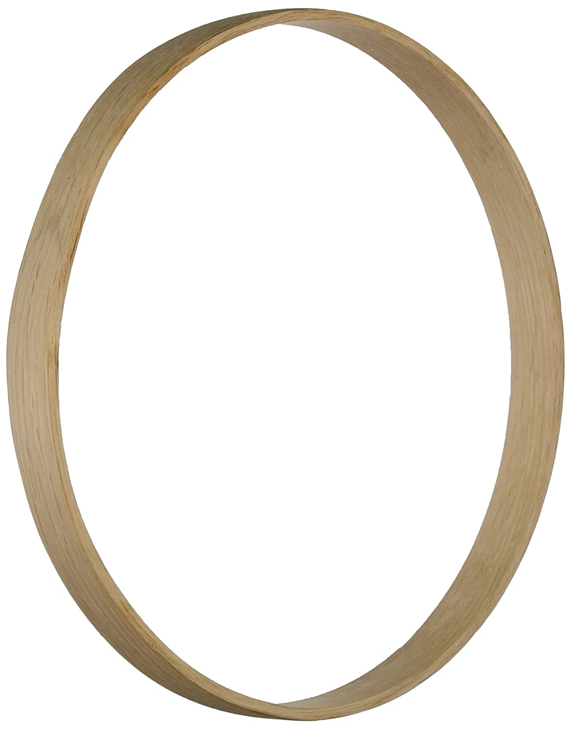 Commonwealth Basket Basketry Round Hoops, 8-Inch by 3/4-Inch Depth HOS83
