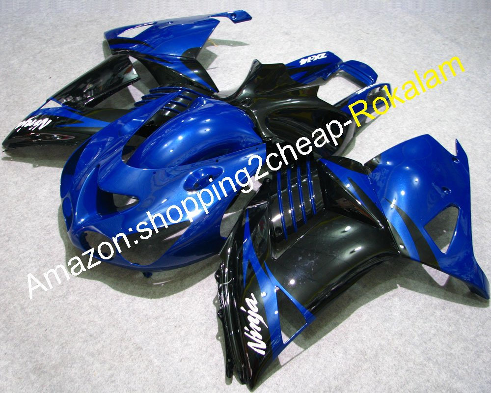 Hot Sales,ZX-14R ABS Plástico Injeccion Set para Kawasaki ...
