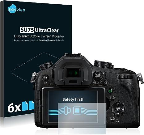 New Panasonic Lumix DMC-G7 Screen Protector Cover Guard 3 Pack - HD Clear