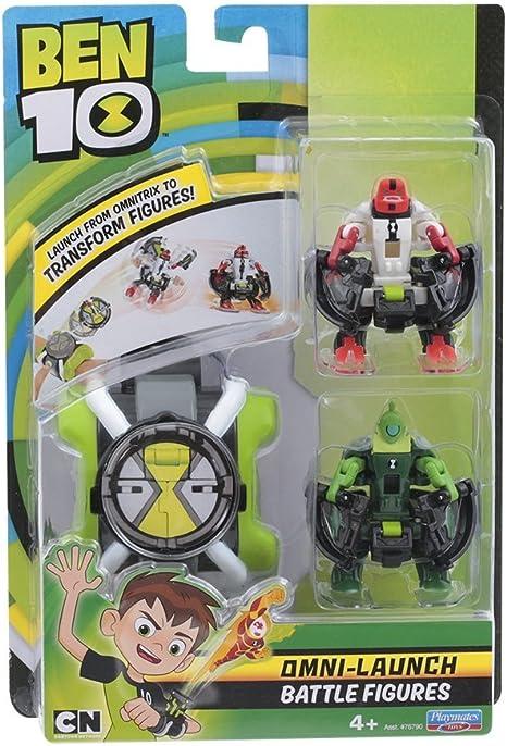 Orologio Omnitrix per lanciare gli alieni di Ben10 Inferno e XLR8