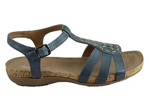 427ba6950cdd7b Hush Puppies Ada Womens Comfort Flat Leather Sandals  Amazon.com.au ...