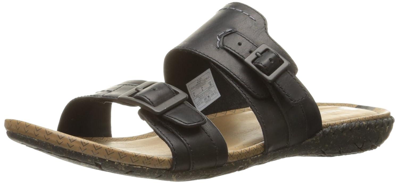 Merrell Women's Whisper Slide Slide Sandal B00YDKFGYS 11 B(M) US|Black