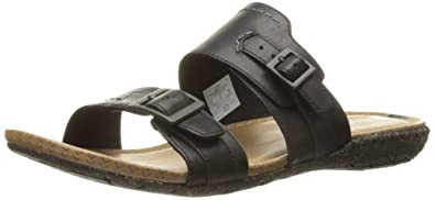 Merrell Women's Whisper Slide Sandal, Black, ...
