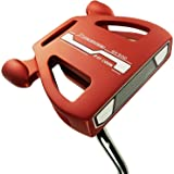 New Ray Cook Golf- Silver Ray SR500 Limited Edition Red Putter
