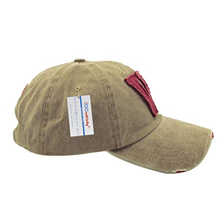 Algodón Gorra de Béisbol - iParaAiluRy Unisex Gorros del Camionero para Hombre y Mujer - al Aire Libre Sombrero de Sol para la Primavera, ...