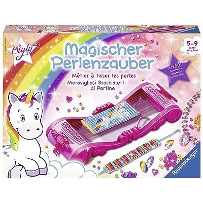 Ravensburger 4005556185139 Kit de Manualidades para niños - Kits de Manualidades para niños (Kids' Bead Set, Beads, Chica, 5 año(s), Child, 9 año(s)): Juguetes y juegos