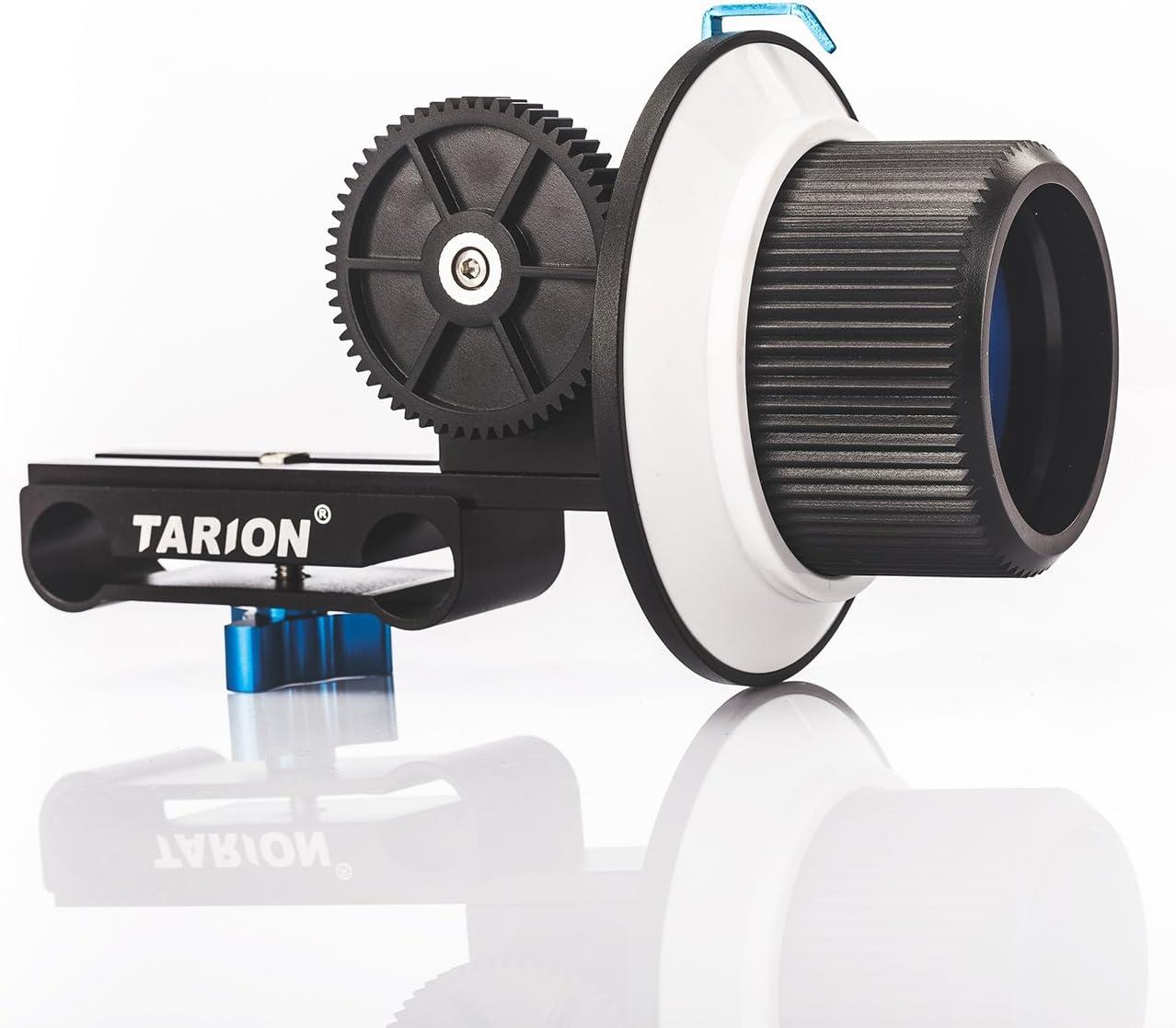 TARION os01492 Follow Focus F1 y Correa Dentada para cámara réflex ...