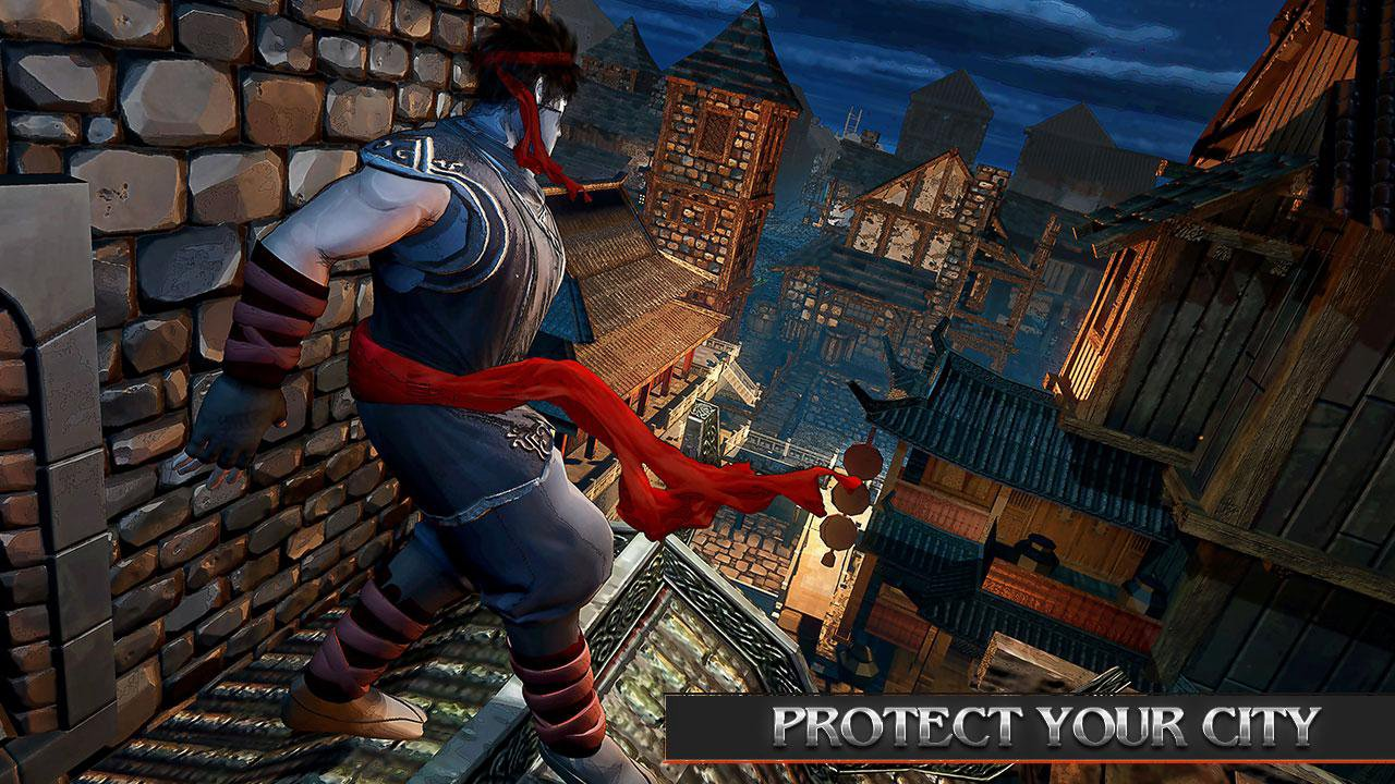 Super Hero Ninja Fighting Simulator 3D: Vegas City Kill ...