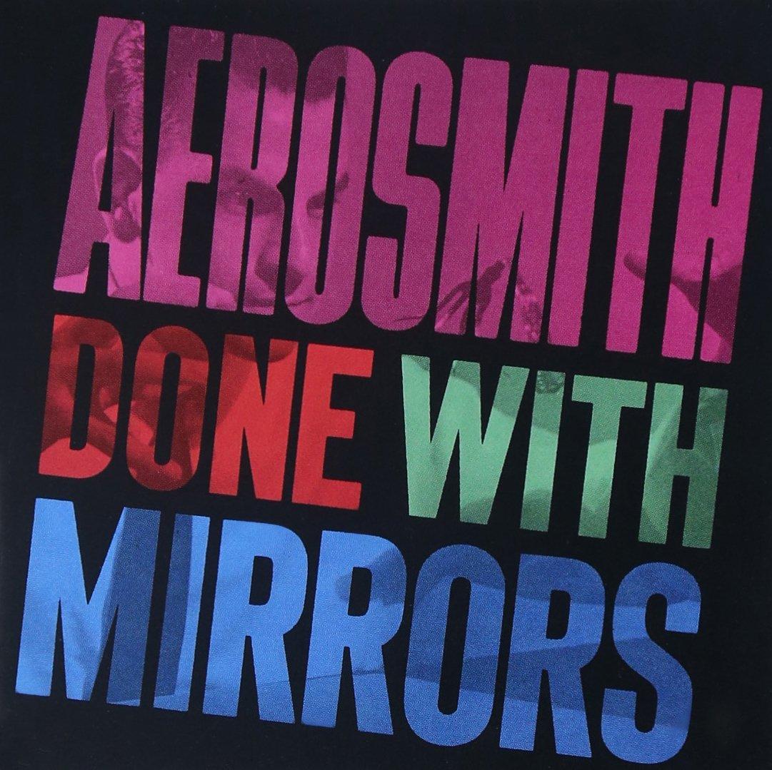 CD : Aerosmith - Done with Mirrors (CD)