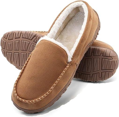 VLLY Slippers for Men Indoor Outdoor