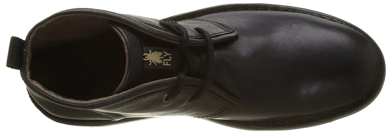 FLY London Herren Sion973fly (Black Desert Boots Schwarz (Black Sion973fly 005) 0d9356