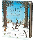 STICK MAN: CASED BOARD BOOK
