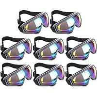 MRKE Gafas de protección, 2Paquete UV de protección