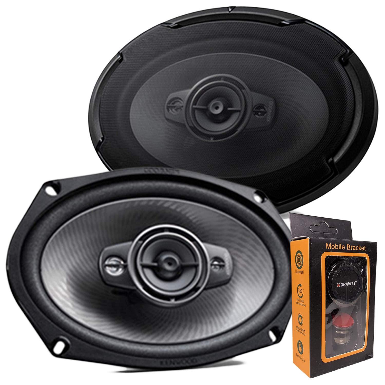 Kenwood 600-Watt Speakers