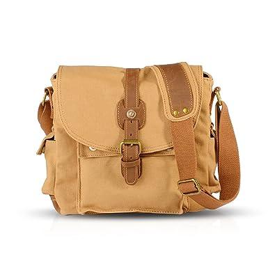 b24c80fbbc FANDARE Casual Messenger Popular Bag Travel Bag Daypack Sling Bag for Men  Women Work School