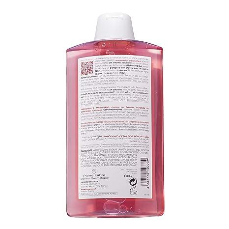 KLORANE Champú al Extracto de Peonía 400 ml (2362734 ...