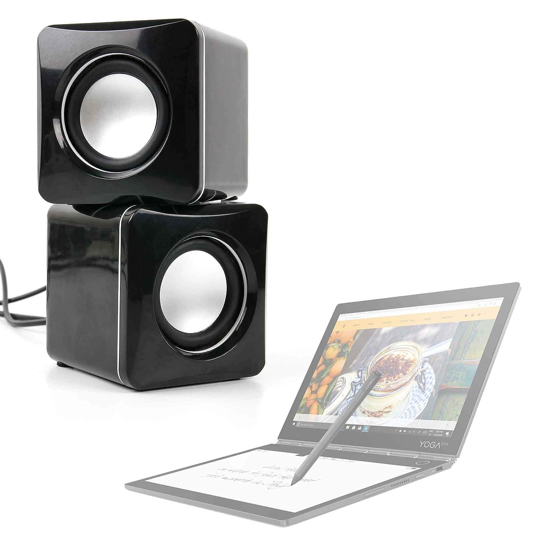 DURAGADGET Altavoces Compactos para Portátil Lenovo Yoga ...