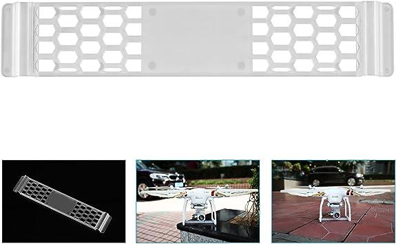 cardan Color transparente Cable de cinta en un /áspero aterrizaje o ca/ído Neewer Protector de Cardan de c/ámara para Dji Phantom 4 para proteger la c/ámara