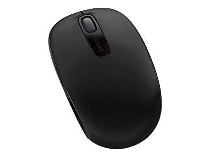 40dca28b014 Image Unavailable. Image not available for. Color: Microsoft Wireless  Mobile Mouse 1850 for Business ...